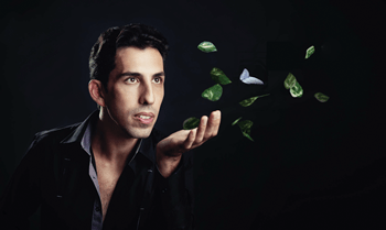 """Magician/Illusionist, Vitaly – """"An Evening of Wonders"""""""