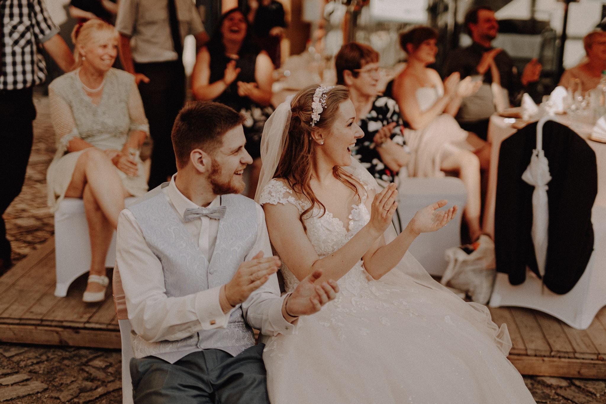 Hochzeitsfotografie auf den Dornburger Schössern