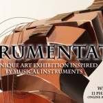 INSTRUMENTATION Art Exhibition - A Homecoming By Nick Carpenter