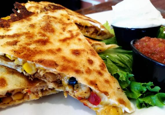 Quesadillas (New!)