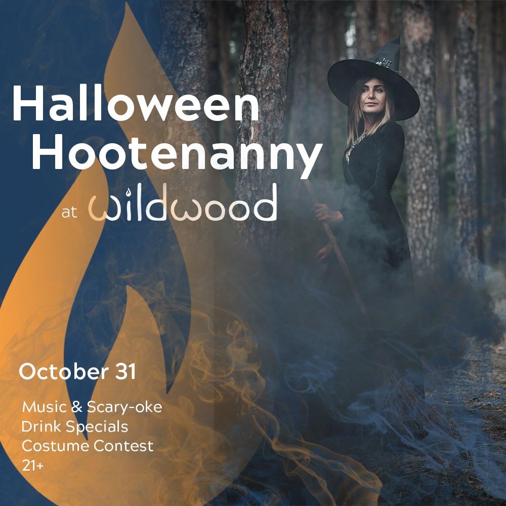October 31 - Wildwood Hootenany