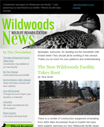 Spring 2016 Wildwoods Newsletter