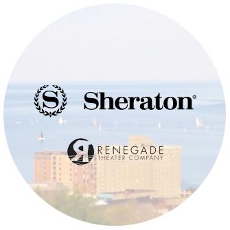 Sheraton Duluth Hotel + Renegade Theater Company