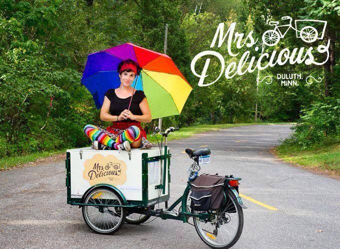 Mrs. Delicious Ice Cream