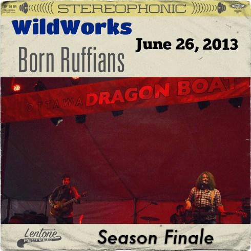Born Ruffians ODBF Vinyl
