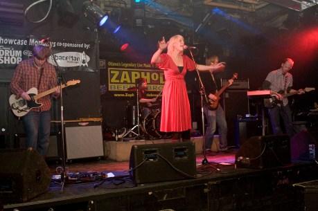 The Polytones at Zaphod Beeblebrox on Feb. 23, 2009