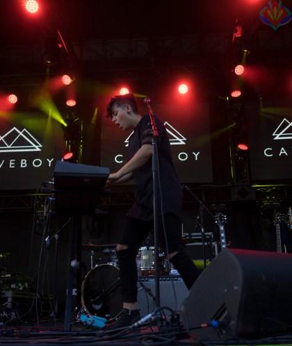 Caveboy at Glow Fair-1
