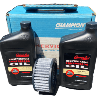 Champion Z11882 Mineral Oil Kit