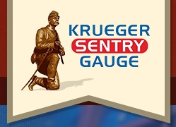 Krueger Sentry Gauges