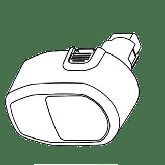 Alemite 340912 14.4v Battery