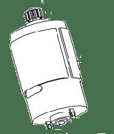 Alemite 393795-21 20v Motor