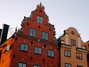 Stockholm: on Gamla Stan island