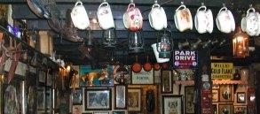 At Johnny Fox Pub,
