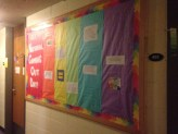 National Coming Out Day Board