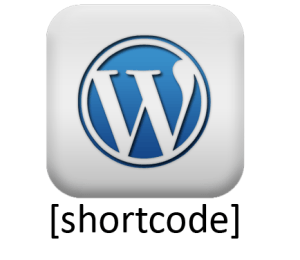 WordPress ShortCode HTML visual editor