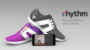 Умные технологичные туфли научат вас танцевать