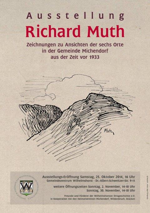 Der Maler Richard Muth