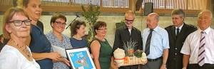 Verabschiedung von Bezirksvorsteher Hans-Peter seiler in den Ruhestand Kelter Stuttgart Hedelfingen 28.8.2015