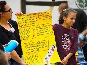 Bezirksbeirat Wangen Weltkindertag 21.9.2015 Kelter Stuttgart Wangen