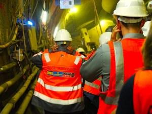 dB Messung Beate-Tunnel Stuttgart Wangen Stuttgart 21 Zwischenangriff Ulmer Strasse