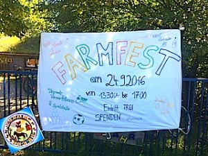 Jugendfarm Stuttgart Riedenberg Farmfest 24.9.2016