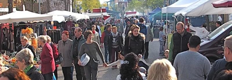 Martinimarkt 2015 Stuttgart Sillenbuch