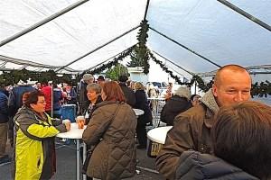 6. Adventstreff Stuttgart Heumaden 10.12.2016