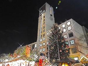 Stuttgarter Weihnachtsmarkt 2016