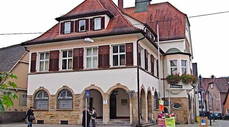 Bezirksrathaus Stuttgart Hedelfingen