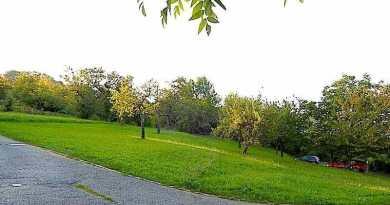 Trinkwasserbehälter Grundstück Rohracker oberhalb Egerweg
