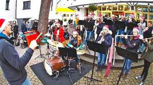 Hobbykünstler-Weihnachtsmarkt Stuttgart Wangen 2016