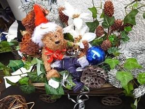 25. Wangener Hobbykünstler-Weihnachtsmarkr 2.12.2017