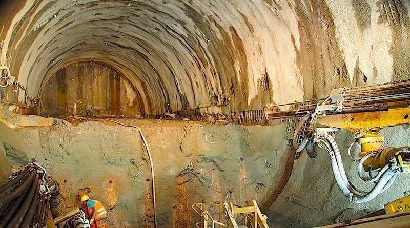 Beate-Tunnel Stuttgart Wangen