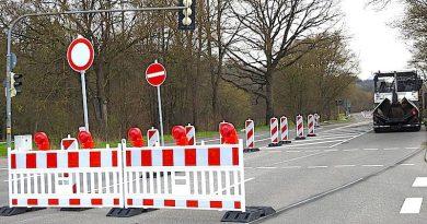 Mittlere Filderstraße Fahrbahnsanierung