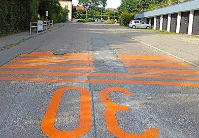 Bauarbeiten an der Schemppstraße: Buckelpiste wird begradigt