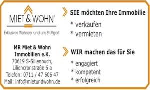 Miet & Wohn Werbebanner