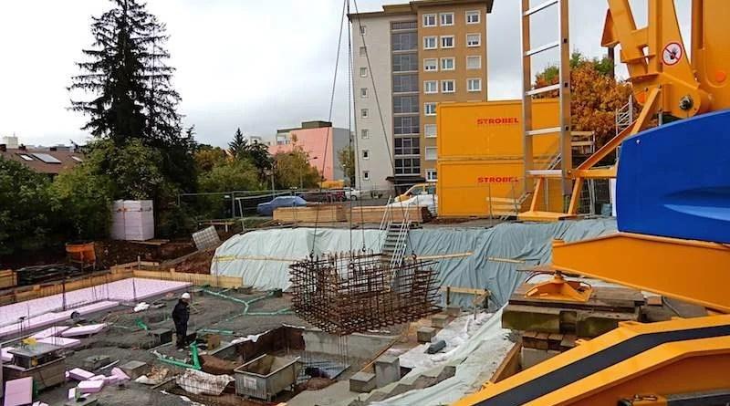 Haus Magdalena: Grundstein gelegt
