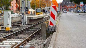 Stadtbahnhaltestelle Hedelfingen