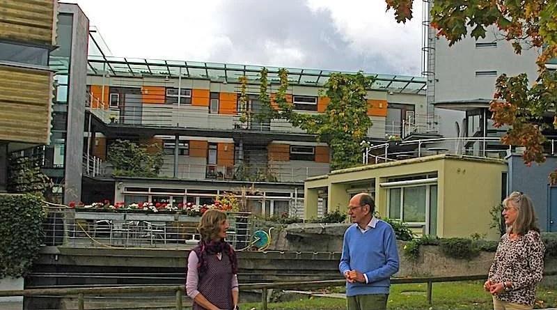 25 Jahre Gradmann-Haus – Keimzelle guter Ideen