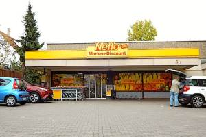 Parkplatz Netto Kemnat