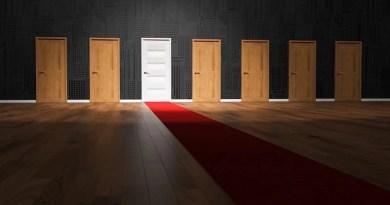 Türen zur Auswahl
