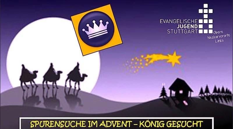 Spurensuche im Advent – Aktion für die ganze Familie