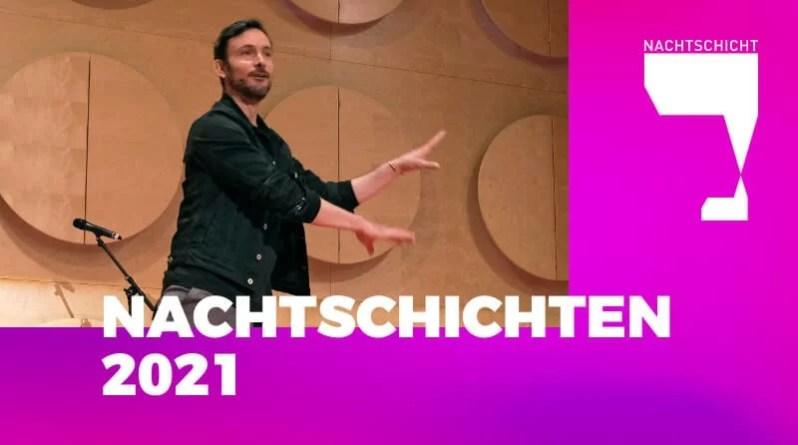 PR-Anzeige: Nachtschichten 2021 starten mit Eric Gauthier