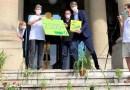 Unterstützung für einen Klima-Rat in Stuttgart