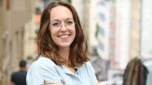 SPD-Bundestagslandidatin Lucia Schanbacher