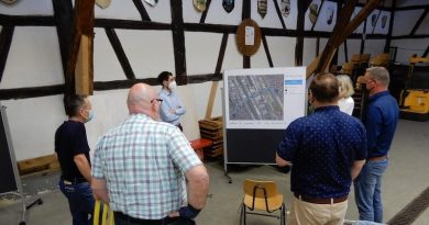 Workshop zum Fußverkehr in der Wangener Kelter