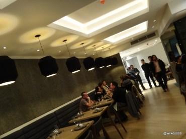 Bo London - Main dining area