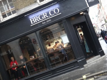 BRGR.CO Soho - On the site of the old Savannah Jerk