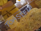 Munch Street Food - The Frenchie, mounds of cheese for toasting!