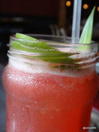 Joe's Southern Kitchen - The Obligatory Cocktail in a Jam Jar